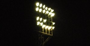 Roots Hall floodlight